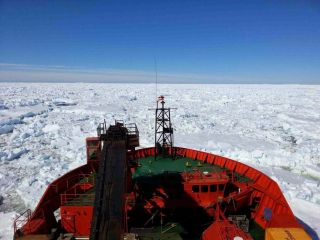 Australian icebreaker Aurora australis