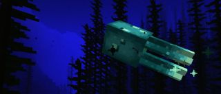 Minecraft Glowing Squid