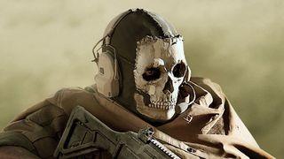 Ghost from Modern Warfare.
