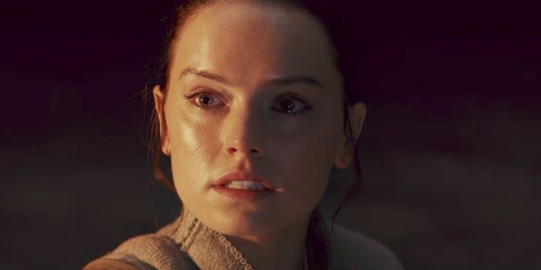 Rey Star Wars The Last Jedi