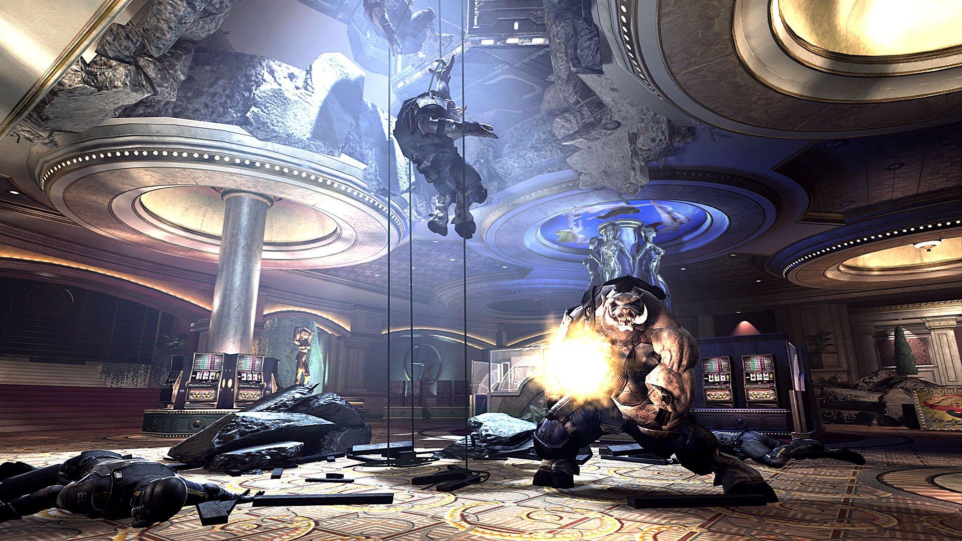 Duke Nukem Forever Screenshots Feature Duke's Atomic Monster Truck #16680