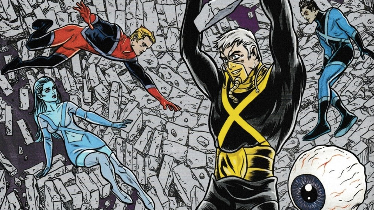 X-Cellent news: Milligan and Allred still working on X-Statix spin-off title
