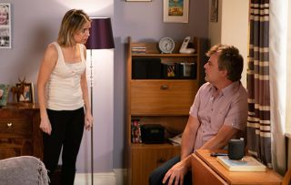 Coronation Street spoilers: Steve McDonald makes the most of his 'free pass'