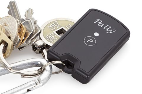 Pally Smart Finder Review Old School Key Finder Delivers Tom S Guide