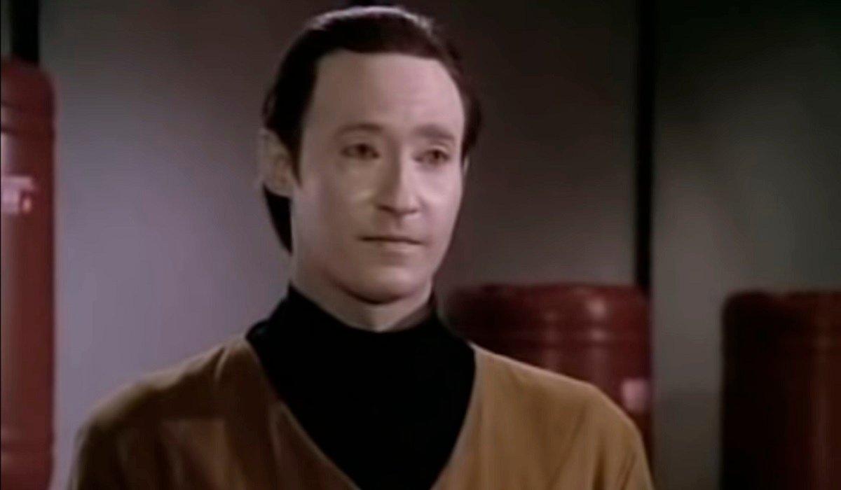 Data Star Trek: The Next Generation