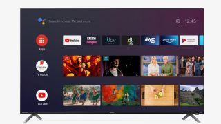 Sharp unveils 2021 4K TV range: 50in model for just £500