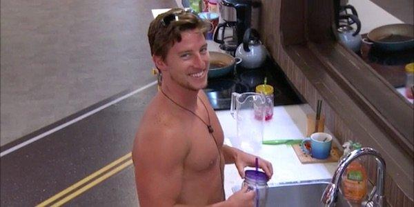 Brett smiling Bb20