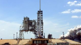SpaceX NRO launch