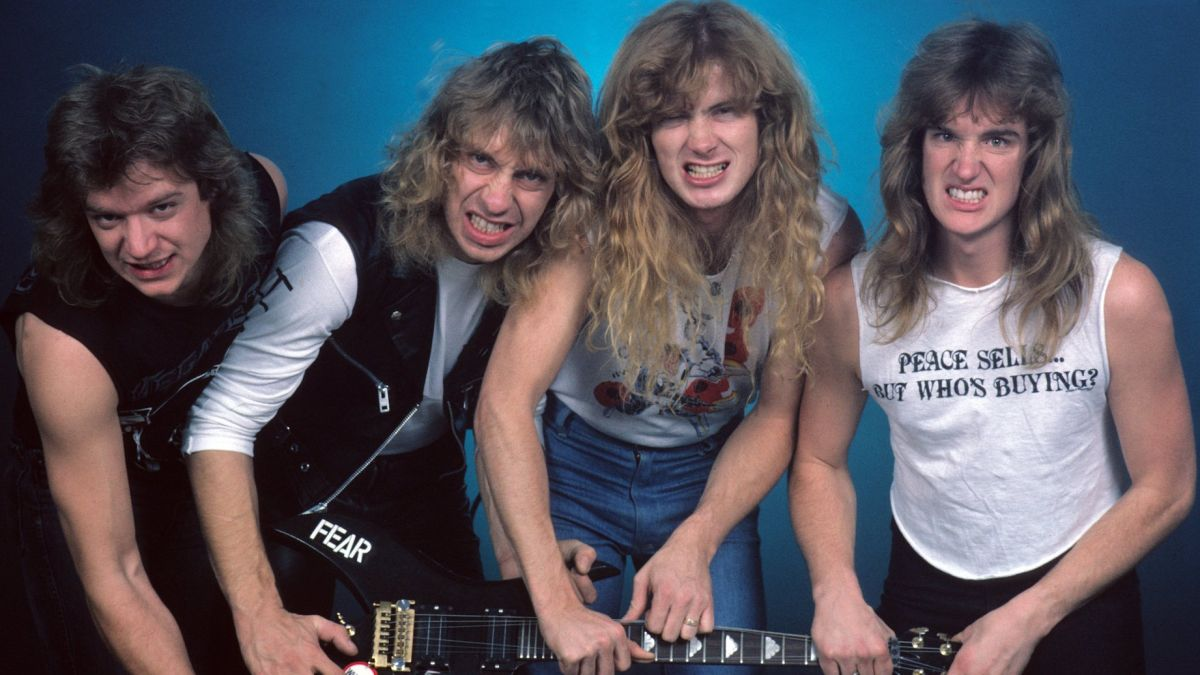 Megadeth's Albums Ranked From Worst To Best