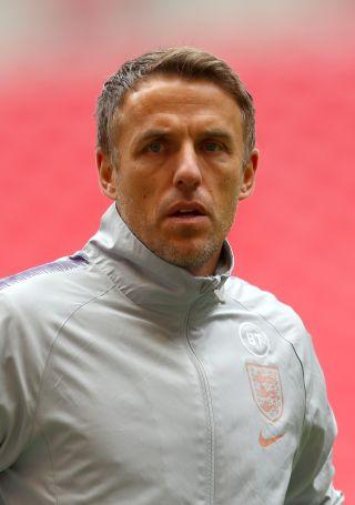 England Women Training and Press Conference – Wembley Stadium