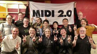 MIDI 2.0 confirmed