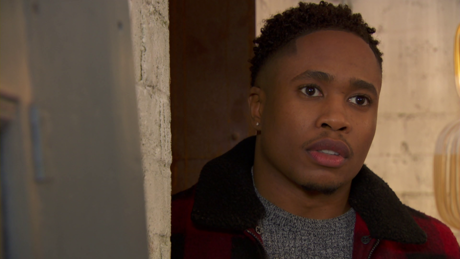 Mitchell Deveraux in Hollyoaks