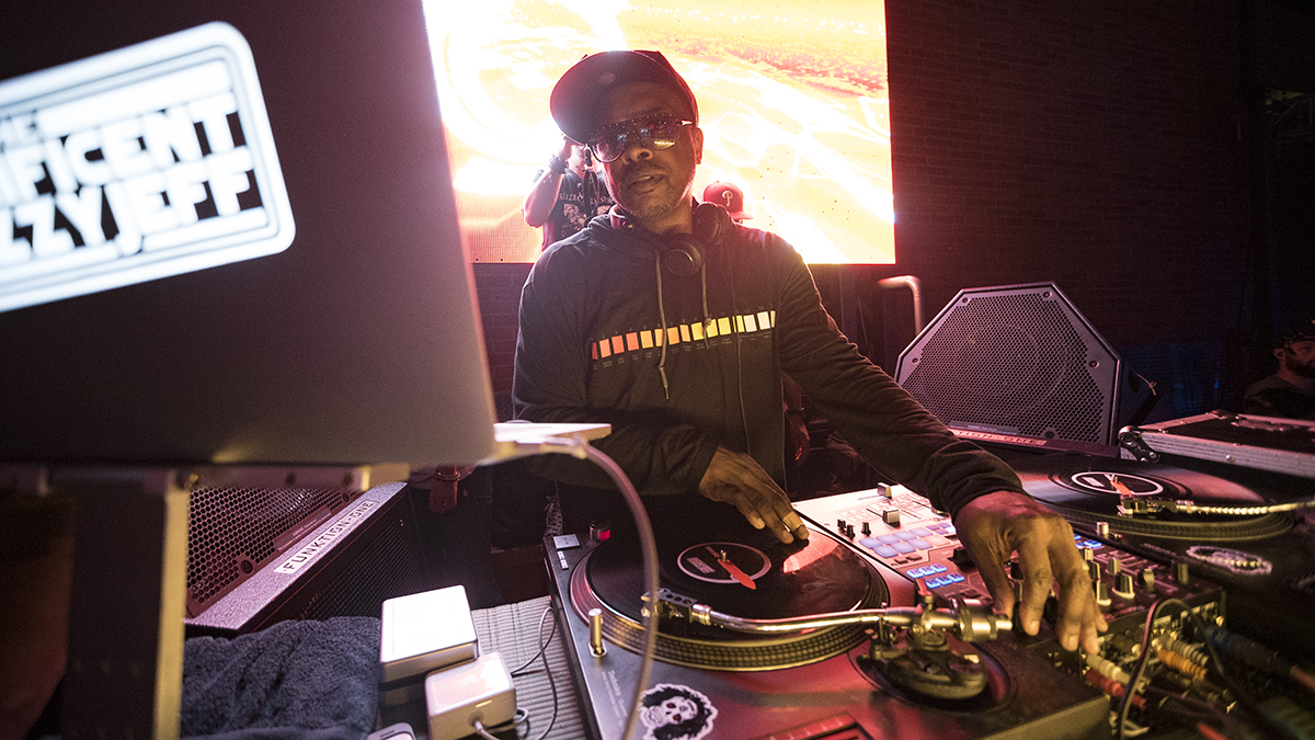 Jazzy Jeff's 6 top tips for scratch DJs   MusicRadar