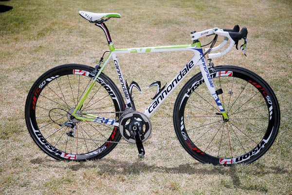 99fe682b327 Cannondale Pro Cycling's SuperSix Evo High-Mod - Cycling Weekly