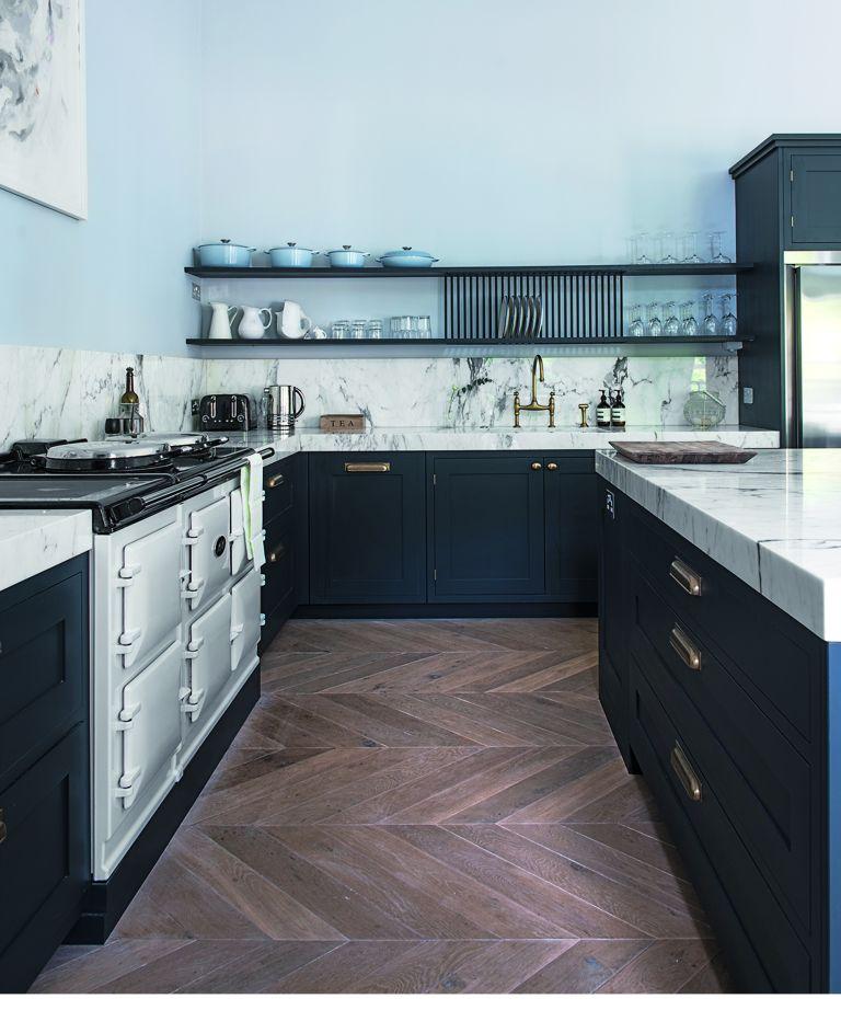 How to choose the best kitchen floor