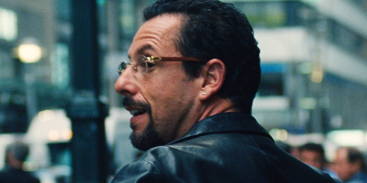 Why Dramas Like Uncut Gems Are Harder For Adam Sandler - CINEMABLEND