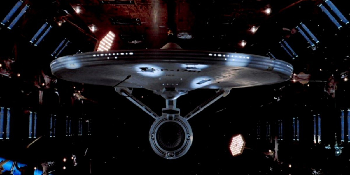 Screenshot from Star Trek: The Motion Picture