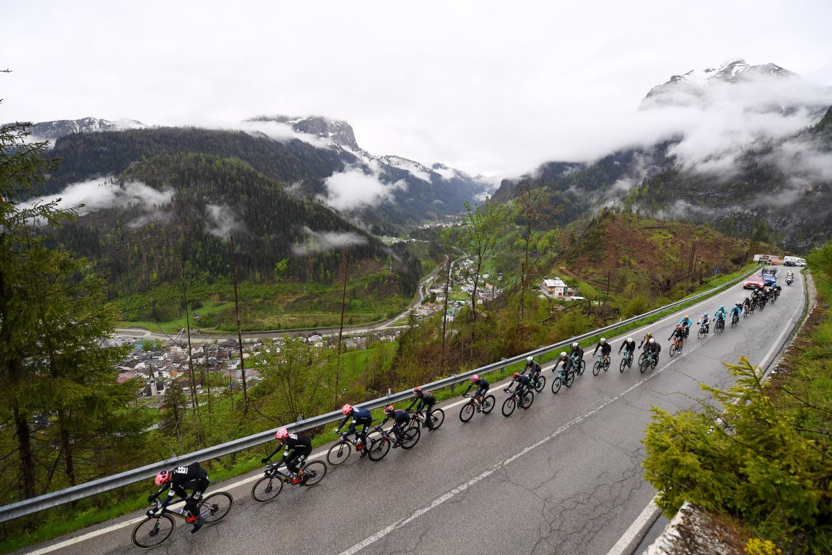 Mountain stage of Giro d'Italia 2021 changed due to cable car crash