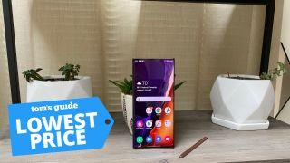 Galaxy Note 20 Ultra deal