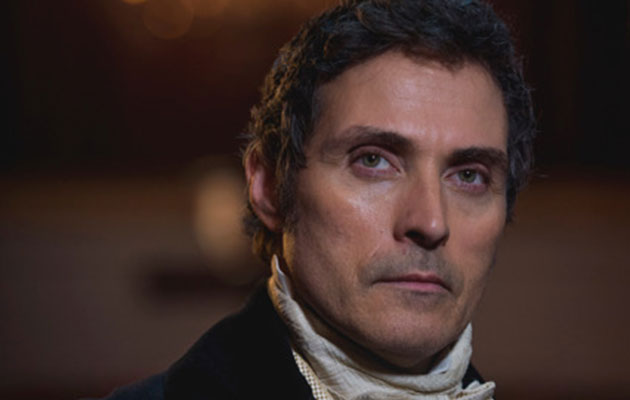 Rufus Sewell Was Only Too Happy To Return To Victoria As