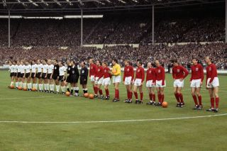 1966 World Cup final - Euro 2020, Wembley's greatest games