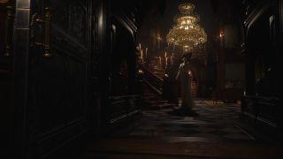 Resident Evil Village scenery