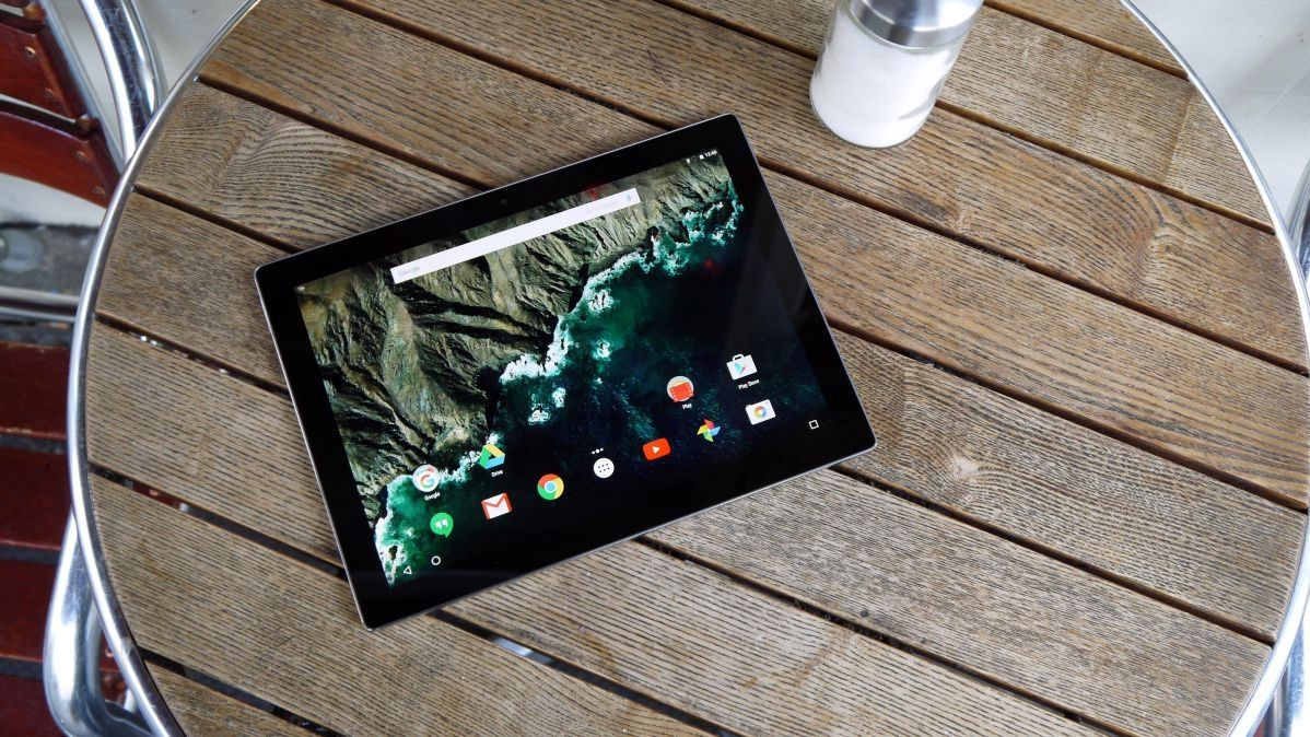 Google's website shake-up shows it's giving up on Android tablets