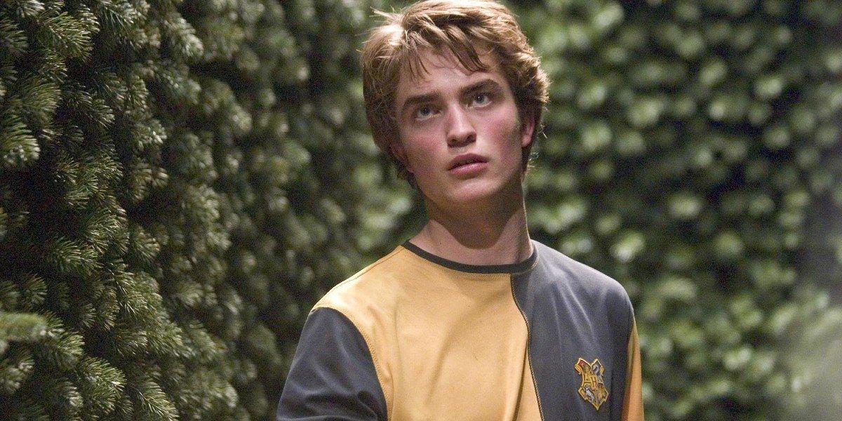 Robert Pattinson as Cedric In Harry Potter