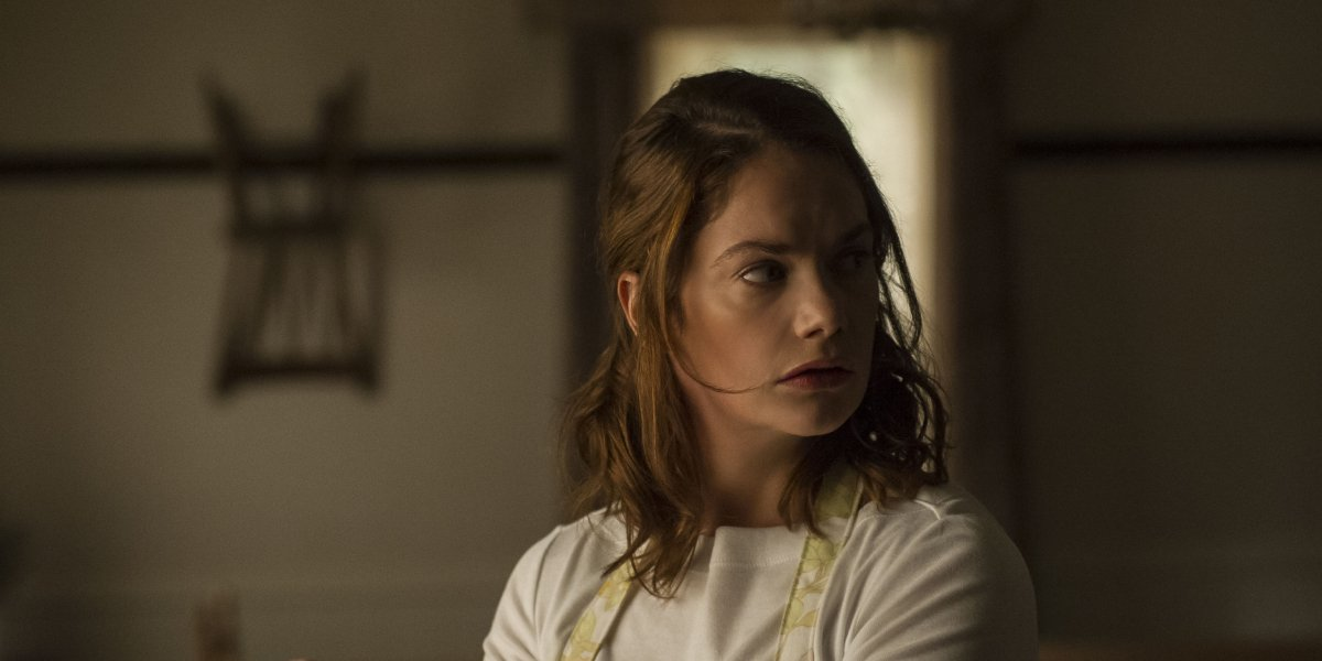 Ruth Wilson in I Am the Pretty Thing That Lives in the House