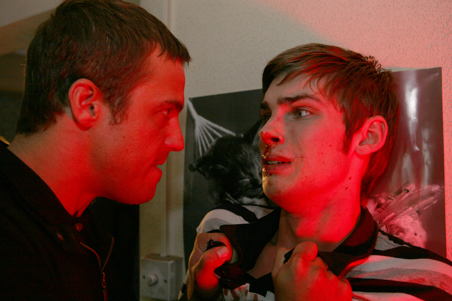 Warren catches up with Ste