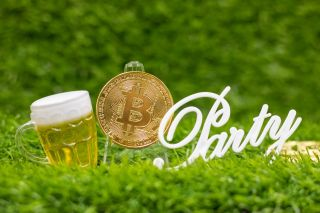 Bitcoin Beer Party