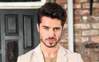 Coronation Street Adam Barlow
