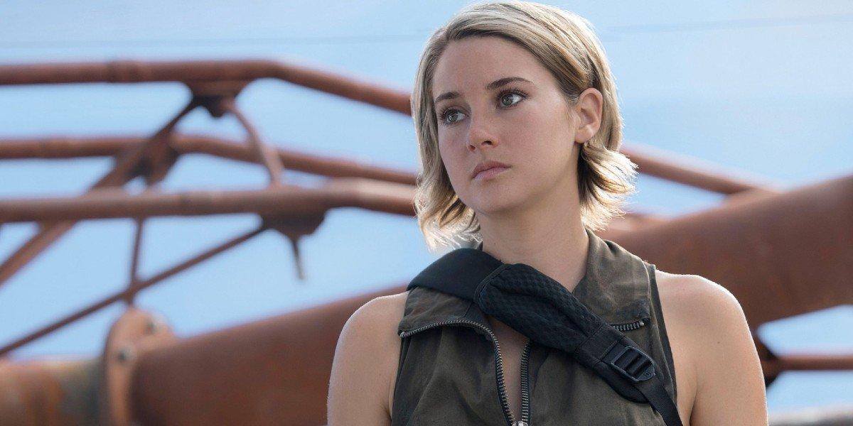 Shailene Woodley - The Divergent Series: Alleigant