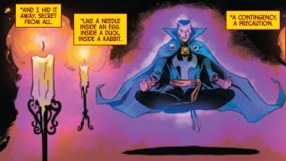 The Death of Doctor Strange #2 excerpt
