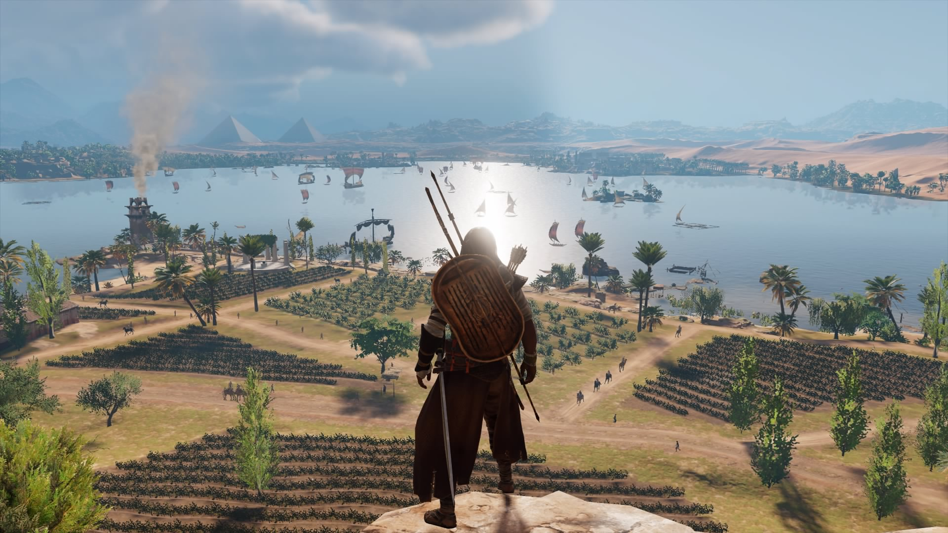 10 Hidden Mechanics Assassin S Creed Origins Never Tells You About