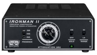 tone king debuts ironman ii reactive guitar amp power attenuator musicradar. Black Bedroom Furniture Sets. Home Design Ideas