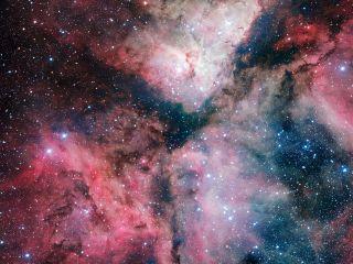 Carina Nebula VLT ESO