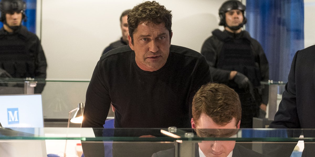 Angel Has Fallen Box Office: Gerard Butler Is Number One Again With No New Competition