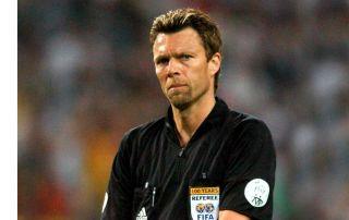 Urs Meier, referee