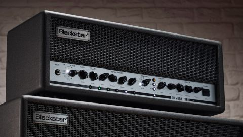 Blackstar Silverline Deluxe 100-Watt Head review