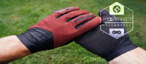 Troy Lee Designs Ace 2.0 Solid glove review