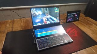 The upcoming Asus ROG Zephyrus Duo 15 is a dual-screen gaming monster, with a hefty price tag.