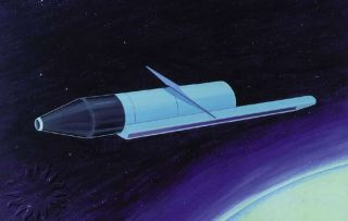 Old Nuclear-Powered Soviet Satellite Acts Up