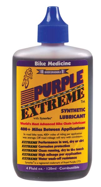 Purple Extreme lube
