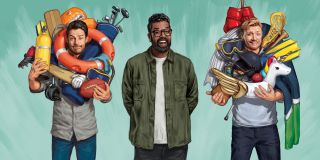 Romesh Ranganathan hosts the new series of A League of Their Own alongside Jamie Redknapp and Freddie Flintoff.