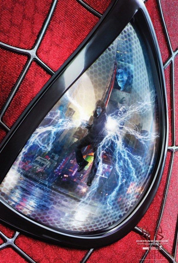 Spider-Man Eye
