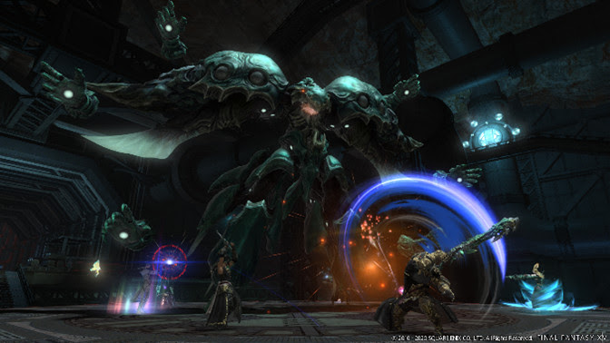 Final Fantasy XIV's 5.4 update adds new Nomura boss, dungeon screenshot mode, and playable violin