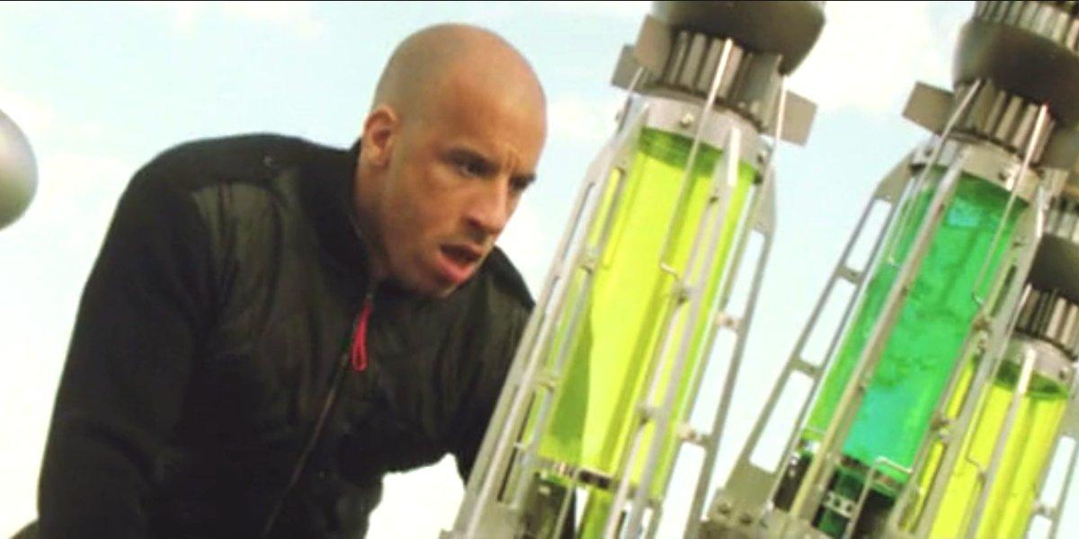 Vin Diesel in xXx