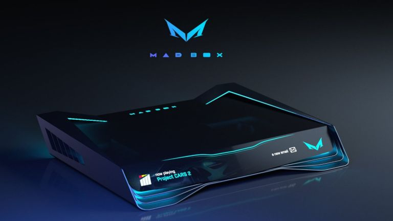 PS5 and next Xbox Two rival Mad Box