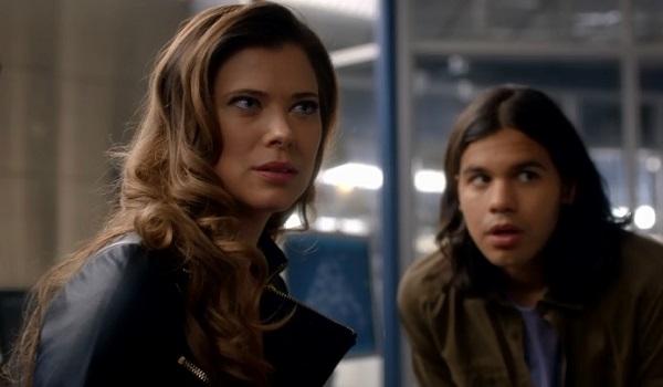 lisa snart the flash season 2